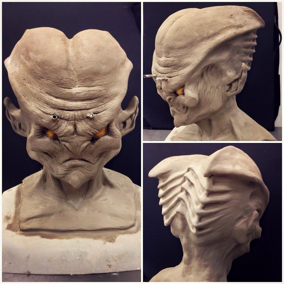 WED Alien